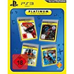 Quattro Pack (God of War III / Gran Turismo 5 / Killzone 3 / Uncharted 2: Among Thieves) [Platinum] / [PlayStation 3]